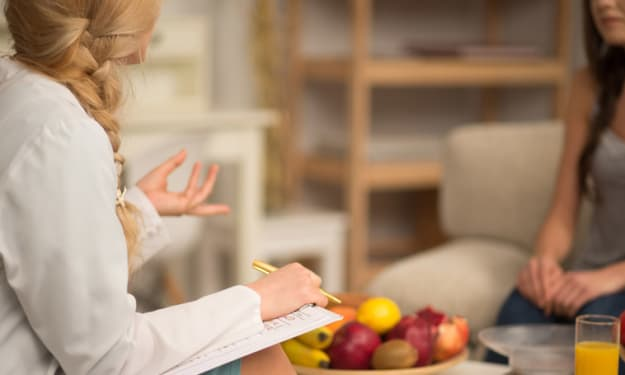 Why should you visit a nutritionist?