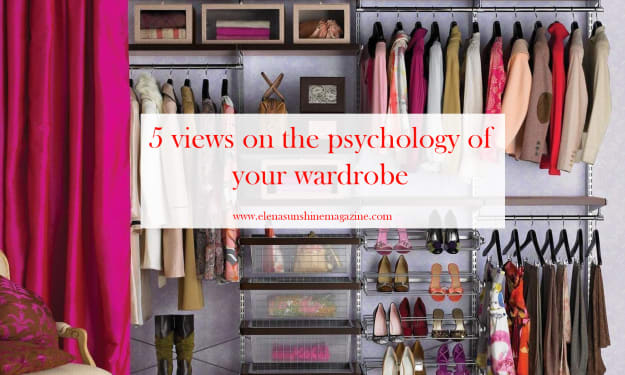 5 views on the psychology of your wardrobe