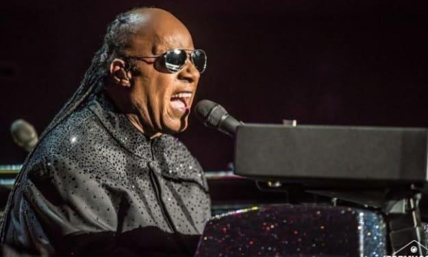 Stevie Wonder Changed My Life