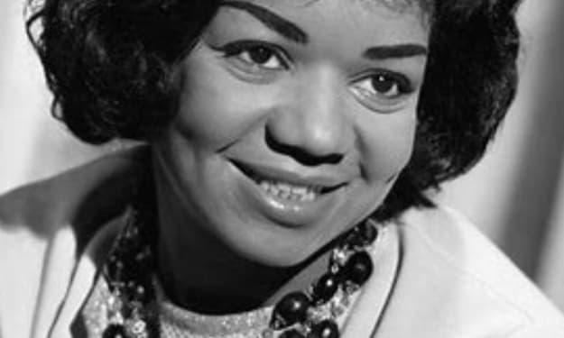 Anna Gordy Gaye the female powerhouse behind Motown