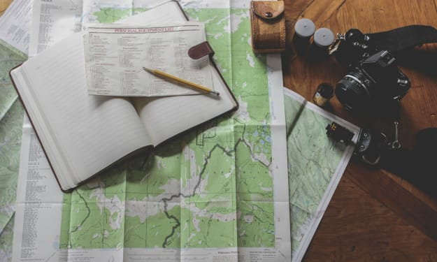 5 Ways to Back-up Your Writing While You're On the Road