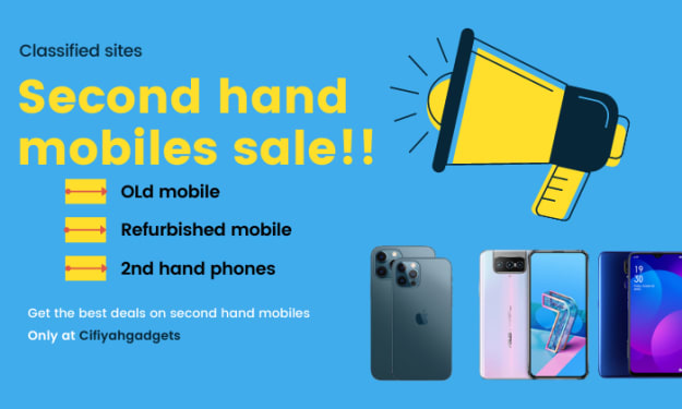 Why buy second-hand mobile rather than new mobile?