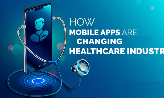 How Mobile Apps are Changing Healthcare Industry?