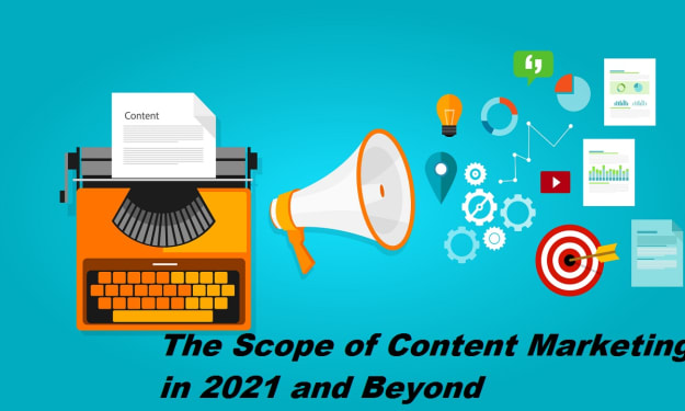 The Scope of Content Marketing in 2021 and Beyond