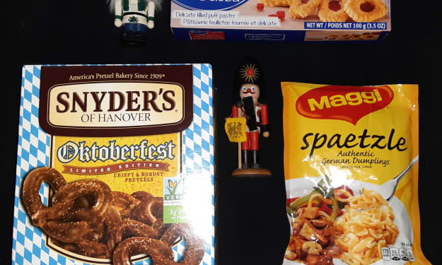 Celebrating Oktoberfest (Travel from Home #4)