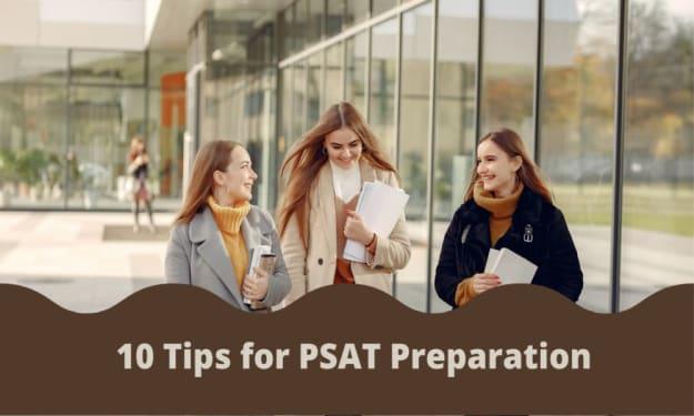 Top 10 tips for PSAT Preparation