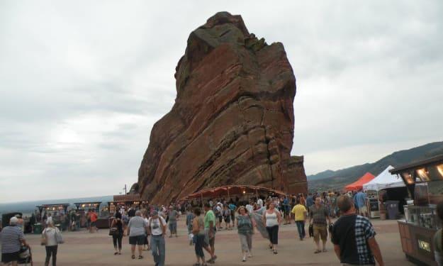 Red Rocks Amphitheatre: The World's Most Beautiful Concert Venue