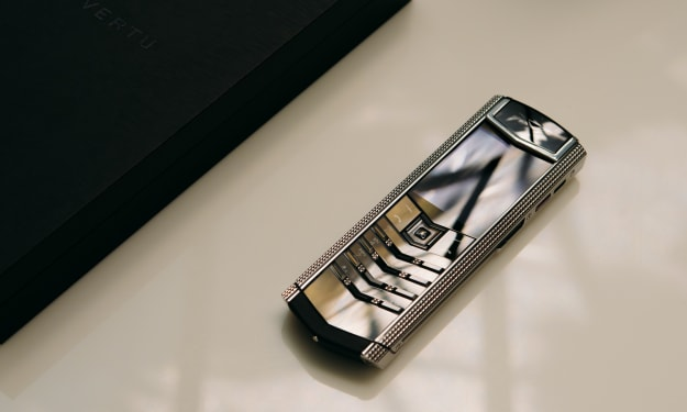 Vertu: The Costliest Mobile Brand. What's So Special?
