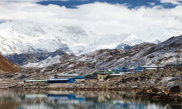 Everest Gokyo Lake Trek - 10 Days - Himalayan Frozen Adventure