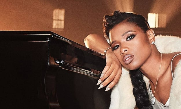 Jennifer Hudson goes for the real and emotional