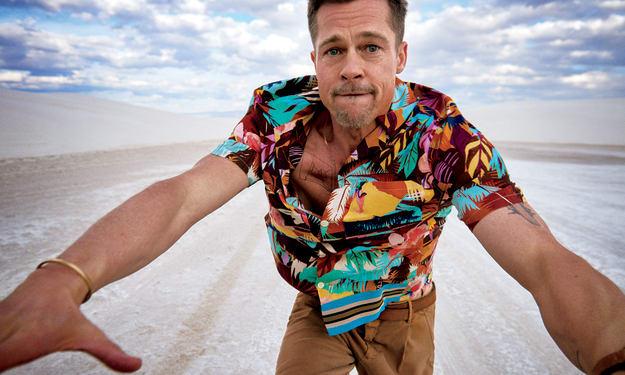 A Filmmaker's Guide to: Brad Pitt