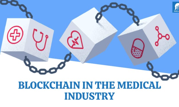 Use of blockchain in the Medical Industry