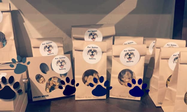 All About Fur Babies Bakery Treats