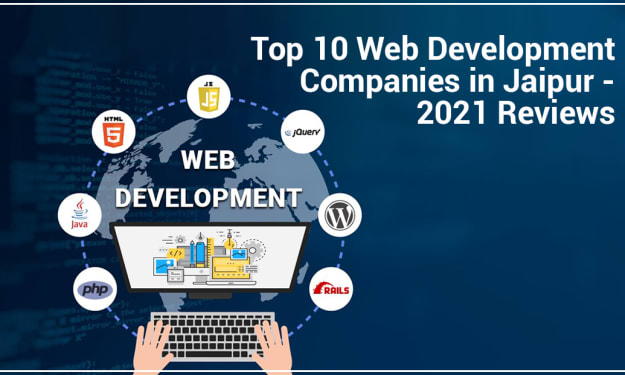 Top 10 Web Development Companies in Jaipur - 2021 Reviews