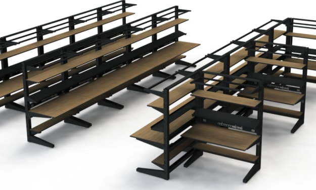 How to Design a Workbench Area? Sustema