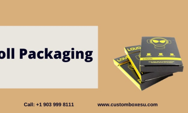 Pre roll packaging in Multiple Designs & Huge Variety in USA