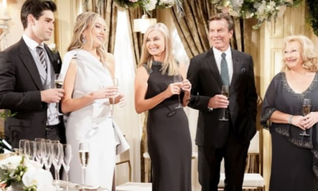 Eileen Davidson may not return full time to 'The Young and the Restless'