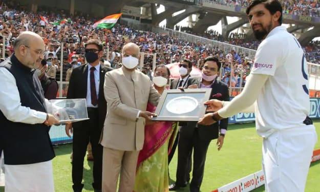 IND v ENG 2021: Ishant Sharma posts emotional message on reaching 100-Test milestone