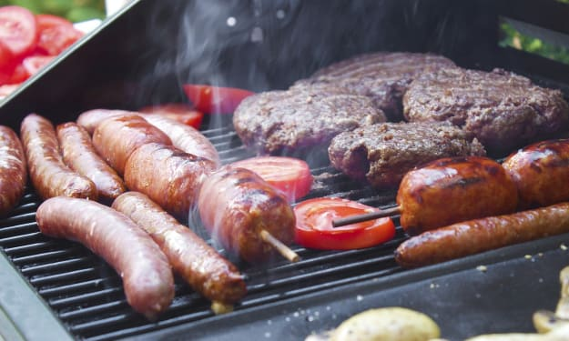 The health benefits of BBQ food: an expert guide
