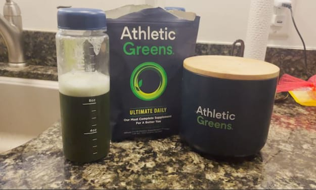 Athletic Greens 30-Day Review