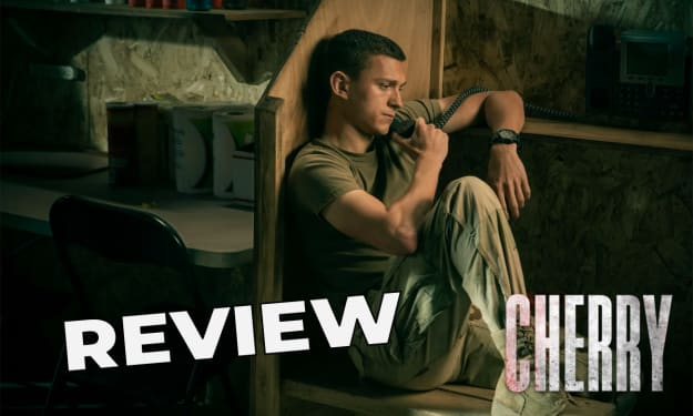 'Cherry' Review — A Mildly Interesting Tale