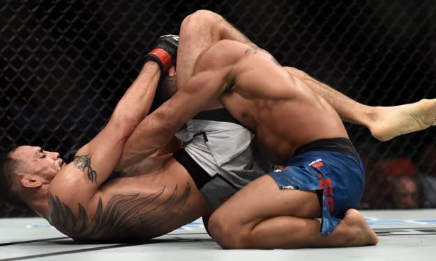 FYI: Jiu-Jitsu is not a homosexual approach to fighting, it's a superpower.