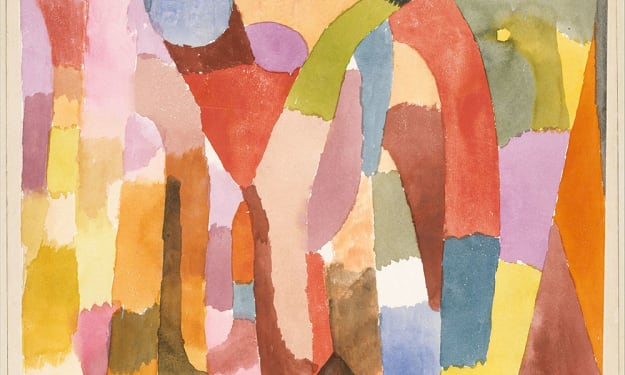 Paul Klee and the Ant