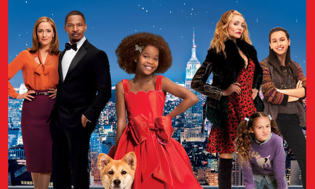 Movie Review: Annie (2014)