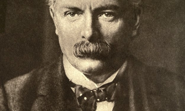 David Lloyd George: The Great Dynamic Force or The Great Scoundrel of British Politics?