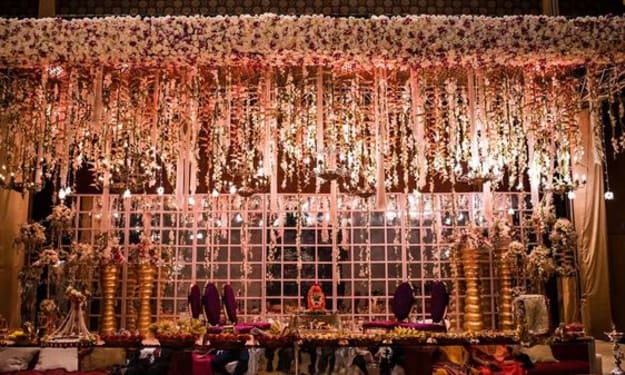 6 Mandap Décor Ideas With Flower That Will Blow Your Mind!