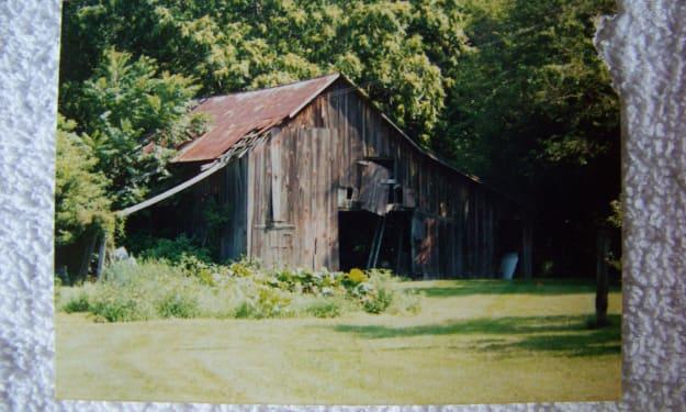 Grandpa's Old Barn