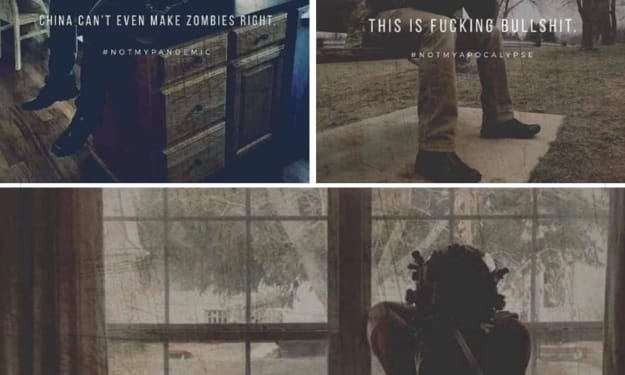 Zombies at School