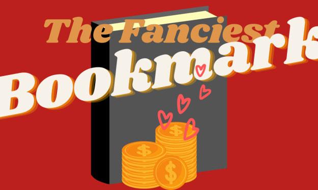 The Fanciest Bookmark