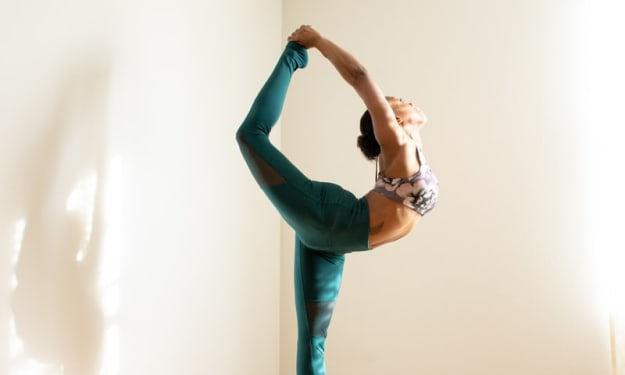 8 Yoga Poses For Healthy Living