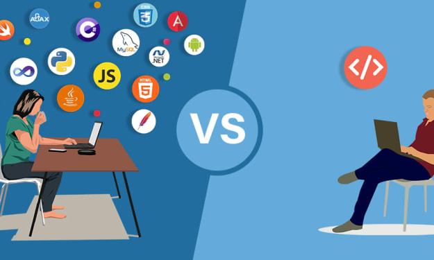Full Stack Developer VS Specialized Developer: What to Choose?
