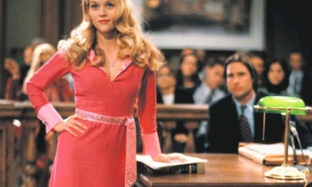 Legally Blonde - A Movie Review