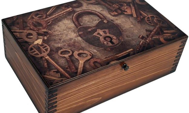 The Wooden Keepsake Box