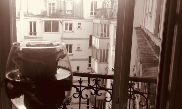 From Paris, with Angst