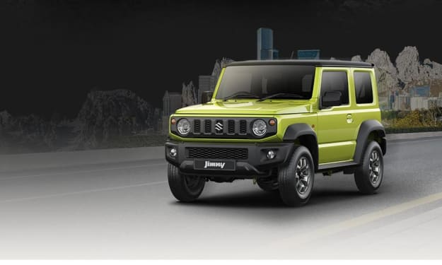 IDR 500 million for your hobby of scratching soil, the Suzuki Jimny 2021 is more favorite than the Toyota Hilux