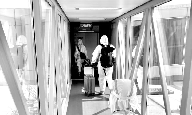 21 Days of Quarantine in Hong Kong