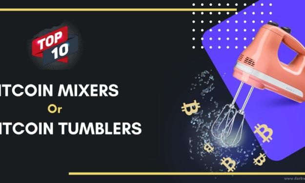 Top 10 Bitcoin Mixers And Bitcoin Tumbler Services — Review 2021