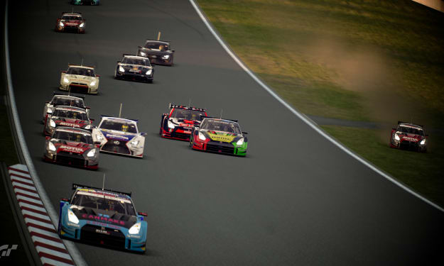 What simracing can tell you about career management.