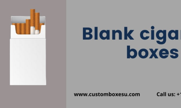 Blank cigarette boxes Available in USA