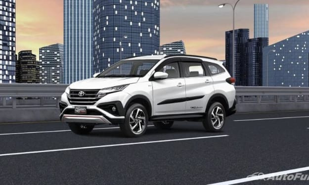 5 Cheapest Low SUVs for Sale in Indonesia