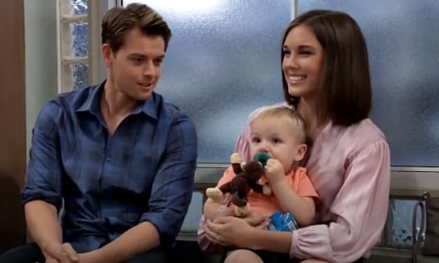 For the love of Wiley battle heats up on 'General Hospital'