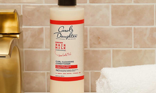 Take Your Self-Care To The Next Level with Carol's Daughter Hair Care and Body Products