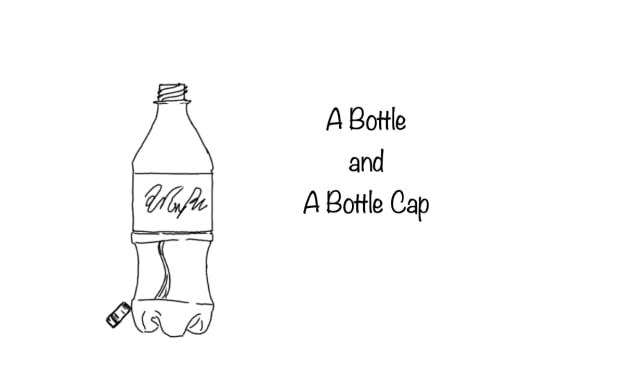 A Bottle and A Bottle Cap
