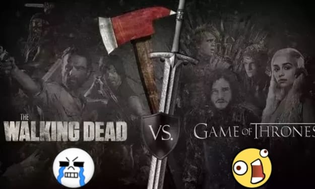 The Walking Dead vs. Game of Thrones: Which Trauma Porn Disappoints the Most