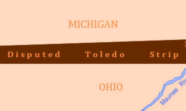 Did You Know Michigan Won the UP in a War With Ohio?