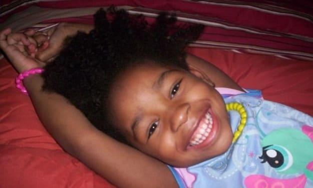 "Little black girls want ""good hair"""